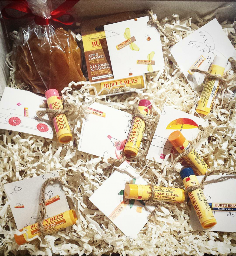 #UNCAPFLAVOUR with Burt's Bees (Suprise Inside!!)