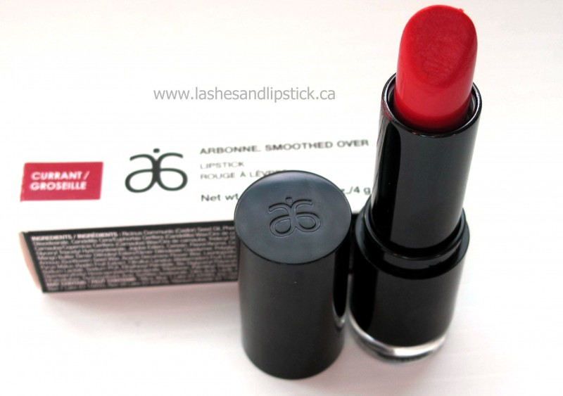 Kissable Lips with Arbonne Smoothed Over Lipsticks