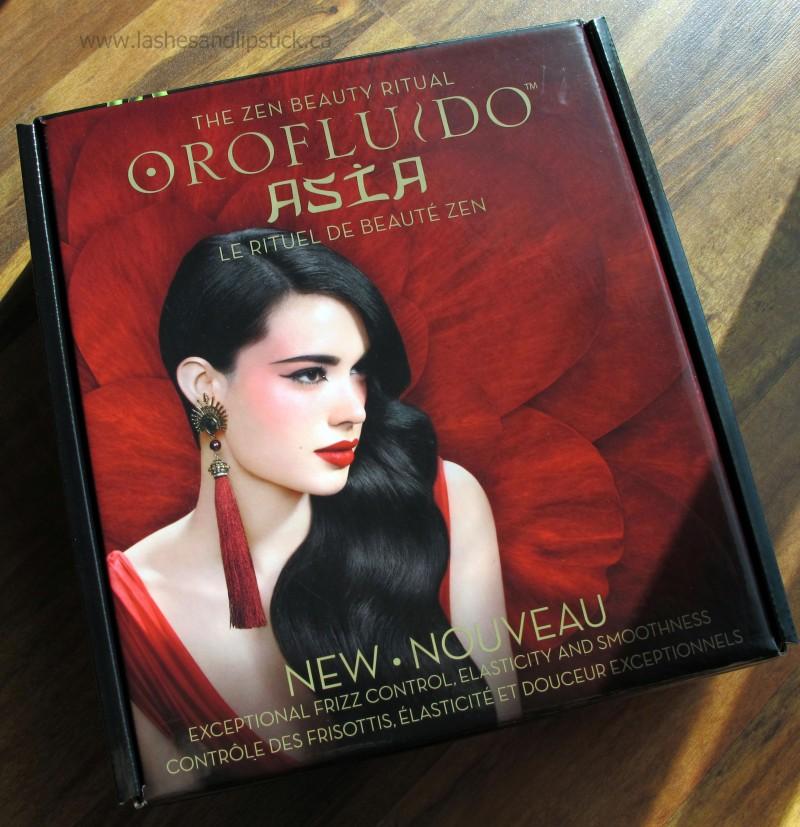 The Zen Beauty Ritual: Orofluido Asia