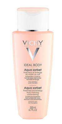 REVIEW: Vichy Ideal Body Aqua Sorbet