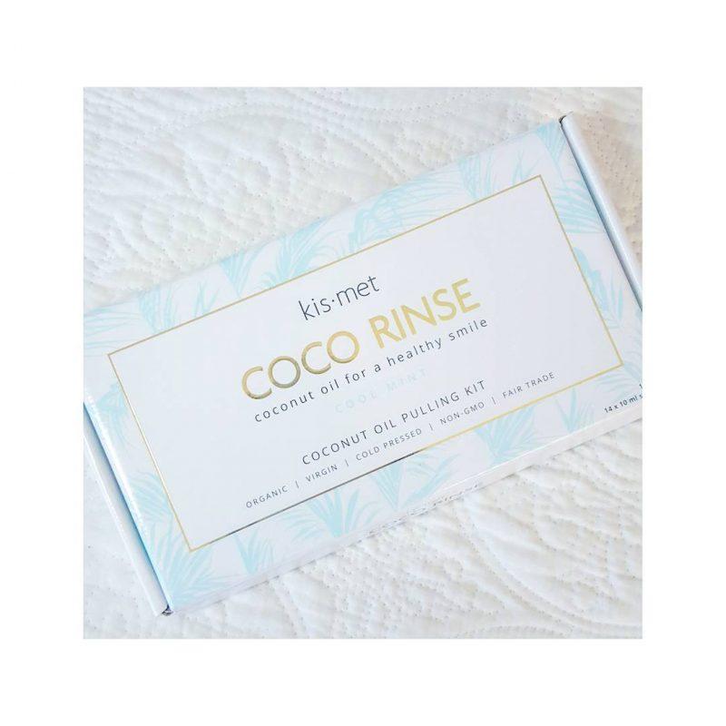 Kismet COCO RINSE – Coconut Oil Pulling Kit