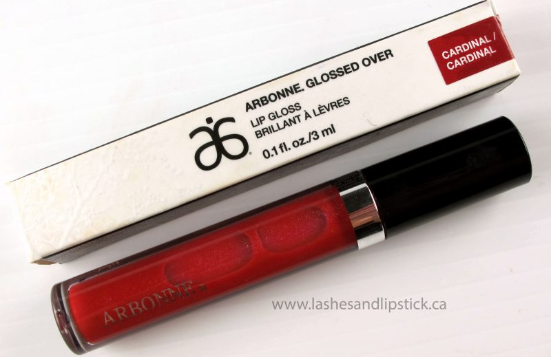 The Perfect Red Lip Gloss for Christmas by Arbonne