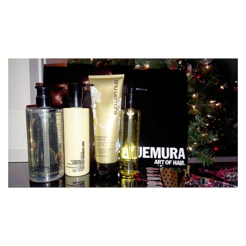 Shu Uemura Art of Hair – Shu Oils for All Hair Types