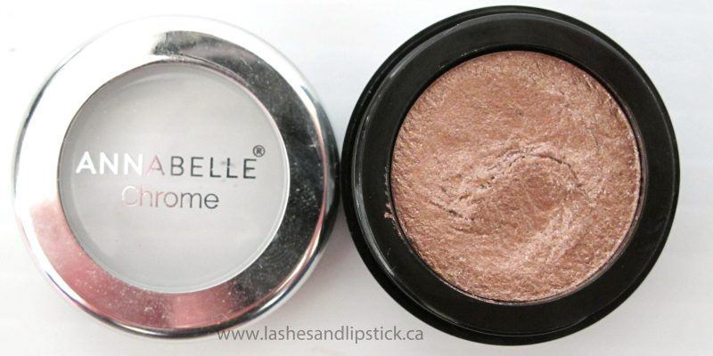 Get Gorgeous, Metallic Eyes With the New Annabelle Chrome Eyeshadows