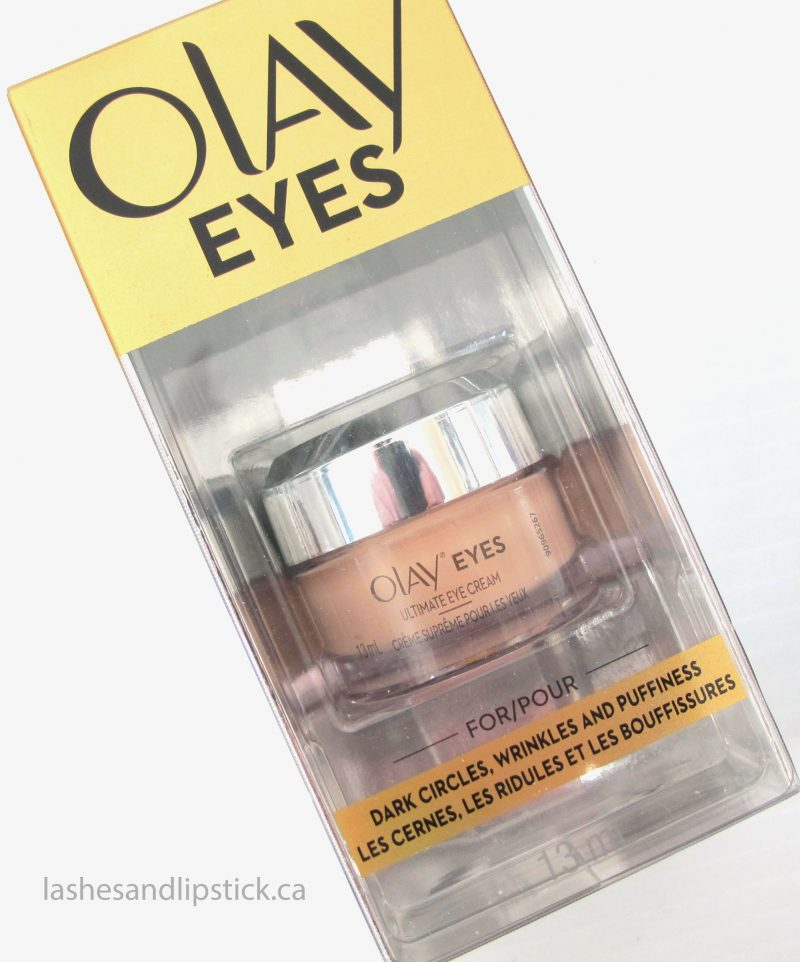 The Battle of Olay Eye Creams