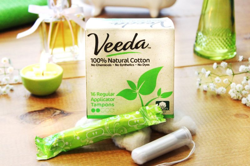 TMI Post: Veeda Natural Fem-Care Products