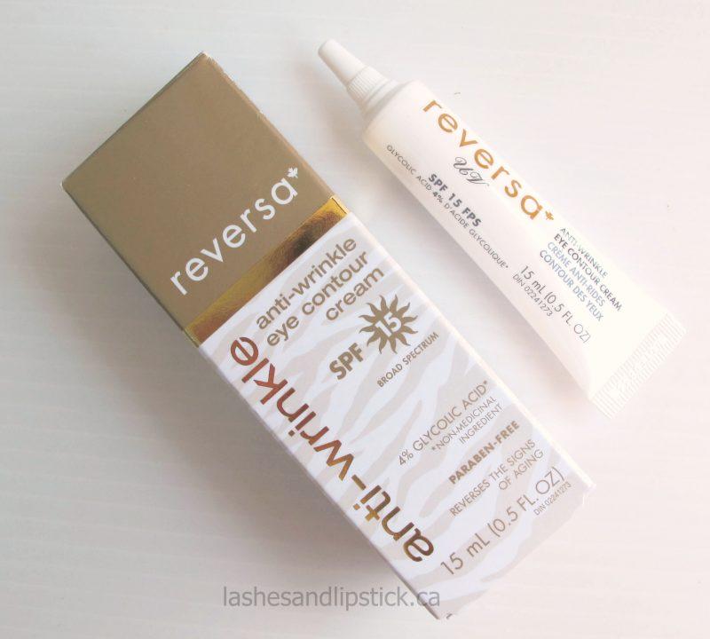 Reversa Anti-Wrinkle Eye Cream