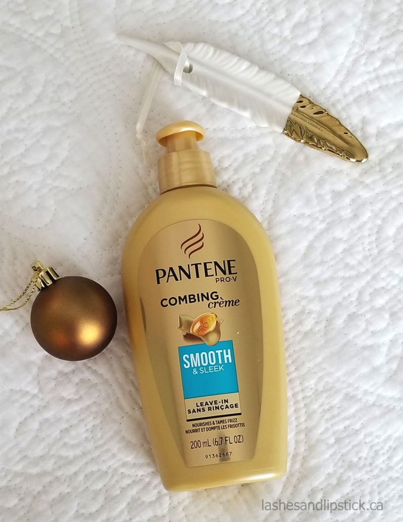 Pantene Pro-V Combing Creme for Hair So Smooth You'll Want To Run Your Fingers Through It All Day