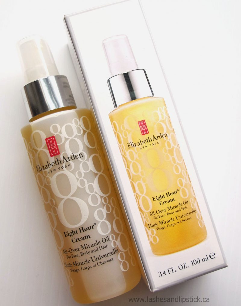 Reinvigorate Your Skin From Head to Toe With Elizabeth Arden 8hr Cream All-Over Miracle Oil